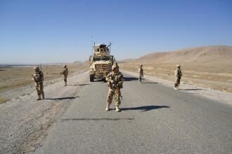 CRONOLOGIE: Militari români victime în teatrul de operaţii din Afganistan