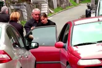 In ziua in care a iesit din spital, tanara din Cluj si-a condus mama pe ultimul drum