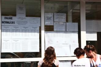 REZULTATE EVALUARE NATIONALA 2013 Bucuresti. 87 de elevi au luat 10 la ambele probe