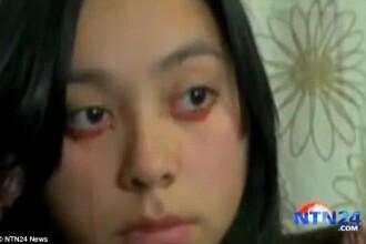 A mers la spital cu dureri ingrozitoare. Medicii au ramas blocati cand ea a inceput sa planga. VIDEO