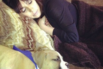 Kim Kardashian, la cateva zile dupa nastere: de ce au fost fanii dezamagiti