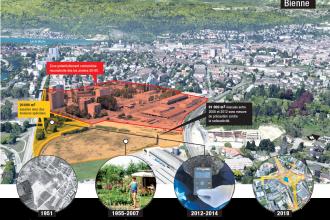 Radiu puternic radioactiv a fost detectat pe locul unei foste gropi de gunoi din Elvetia