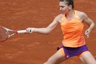 Simona Halep s-a calificat in sferturile turneului Roland Garros. Cu cine va juca mai departe