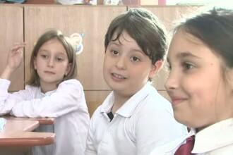 EVALUARE NATIONALA 2014, clasa a II-a. Elevii au infruntat examenul cu curaj: