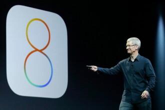 iOS 8, noul sistem de operare pentru iPhone si iPad. A venit si confirmarea: Siri va vorbi si in limba romana