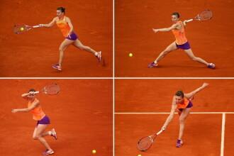Numeroasele fețe ale Simonei Halep. Sports Illustrated: Romanca e cea mai gratioasa jucatoare de la Roland Garros