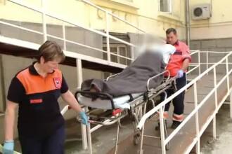Batrana din Iasi care a ajuns la spital cantarind 25 de kilograme a murit. Familia a promis ca se va ocupa de inmormantare