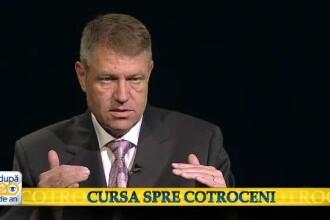 Este Romania pregatita sa aleaga un presedinte neamt? Klaus Iohannis: