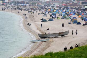 O bomba datand din al Doilea Razboi Mondial a fost gasita pe litoralul Marii Negre, in Bulgaria