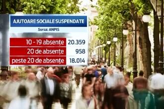 30.000 de asistati social au ramas fara alocatia de sustinere a familiei. Statul i-a taxat pe cei care nu au platit darile