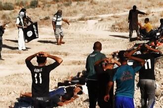 Imaginile executiilor in masa ale jihadistilor suniti in Irak. Cine este liderul SIIL, cel mai temut om al momentului in SUA