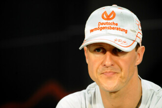 Revista germana Bunte sustine ca Michael Schumacher poate merge din nou: