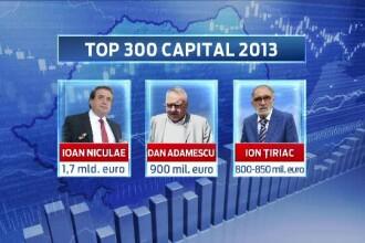 Ce inseamna lovitura de 700 de milioane de euro data de Ion Tiriac pentru topul miliardarilor romani