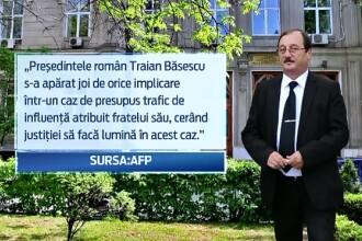Scandalul Mircea Basescu a ajuns in presa internationala. Ce scriu AFP si FOX News despre justitia din Romania