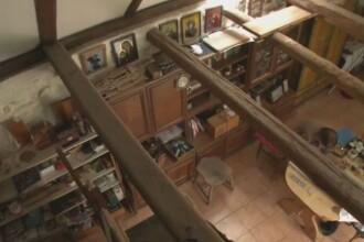 Un vis cat doua apartamente pentru o familie de langa Brasov. O locuinta din 1777, transformata intr-o casa patrimoniu UNESCO