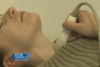 Ecografia de tiroida, o obligatie anuala pentru mame si femeile trecute de 40 de ani. Sfaturile medicilor