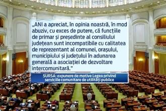 Legea care salveaza functiile si buzunarele alesilor locali, votata de deputatii PSD. Ramane de vazut daca va fi promulgata