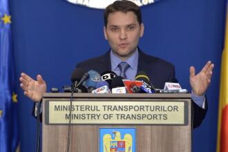 Autostrazi pe hartie. Ministrul demisionar Dan Sova, mandru de realizarile sale: