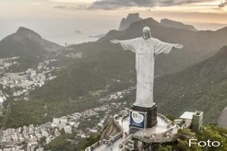 Amprenta romaneasca pe un simbol al Braziliei. Cine e Gheorghe Leonida, romanul care a dat faţa unei