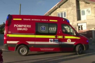 Un muncitor de 45 de ani din Cluj a fost electrocutat grav la locul de munca