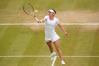 Simona Halep s-a calificat in turul 3 la Wimbledon. Este cea mai buna performanta din cariera la acest turneu