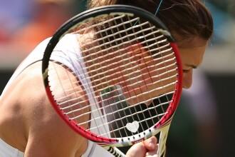 WIMBLEDON 2014: Necazurile se tin scai de Simona Halep. Ce a patit in turul al doilea al turneului: