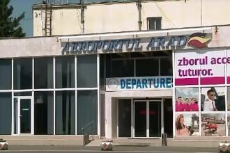 STIRI INTERNE PE SCURT. Pista Aeroportului din Arad a fost scurtata cu 180 de metri. Motivul pentru care s-a luat decizia