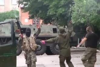 Criza in Ucraina. Moscova acuza: Obuze lansate de armata ucraineana au cazut pe teritoriul Rusiei