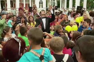 Primul festival de magie din Romania a fost organizat la Cluj. Iluzionisti profesionisti si-au dezvaluit secretele trucurilor