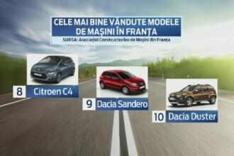 Una din zece masini vandute in Franta este o Dacie. Peste 3.000 de proprietari se intalnesc anual la un picnic urias