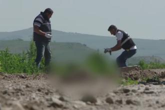 Cadavrul unui barbat a fost descoperit in raul Somes, langa aeroportul international din Cluj. Victima nu a fost identificata