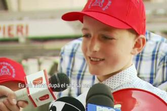Povestea de 1 iunie a unui super-erou de numai 12 ani. Adrian si-a salvat fratele din casa inghitita de flacari