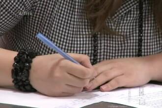 Carnete noi, examen si admitere, evaluare cu 5 probe. A intrat in dezbatere un proiect nesustinut de Ministerul Educatiei