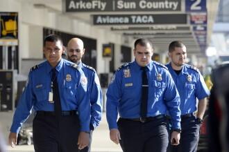 Angajatii aeroporturilor din SUA au picat un test foarte important. Nu au gasit 95% din armele si bombele ascunse in avioane