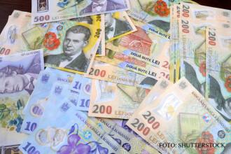 Cati bani sunt in circulatie in Romania, cati au ajuns in