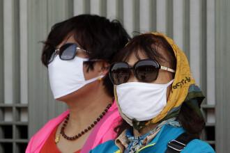 Alerta in Coreea de Sud.1300 de persoane in carantina si 700 de scoli inchise, de teama raspandirii virusului respirator MERS