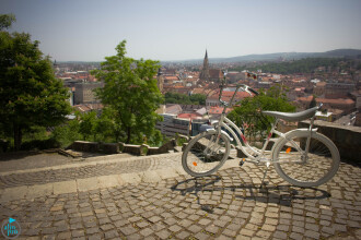 O plimbare prin Cluj cu bicicleta. Locurile superbe pe care nu ai voie sa le ratezi cand traversezi orasul pe doua roti