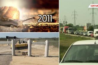 Constructorii de autostrazi, mai inceti decat un melc. Ce inseamna