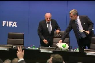 Scandal de coruptie la FIFA. Autoritatile americane au anuntat ca pun sub acuzare 16 oficiali ai federatiei de fotbal