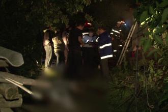 Tragedie intr-o comuna din Bacau. O femeie de 45 de ani si fiica ei adolescenta au pierit intr-un incendiu devastator