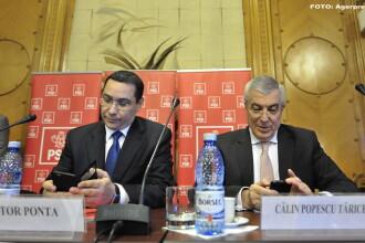 Ponta, despre o alianță cu Tăriceanu: