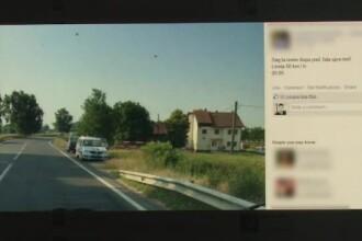 Lupta soferilor cu radarele politiei s-a mutat pe Facebook. 21.000 de oameni au inlocuit flash-urile cu internetul