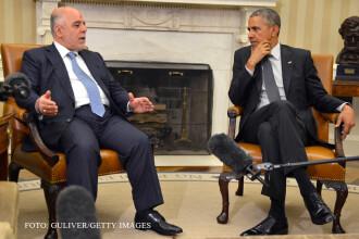 Presedintele Obama sustine ca nu l-a ignorat intentionat pe prim-ministrul irakian. Care este adevarul, potrivit Casei Albe