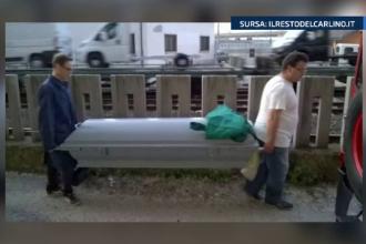 O romanca de 17 ani s-a sinucis in Italia aruncandu-se sub rotile trenului. Ce le reprozeaza parintilor in biletul de adio