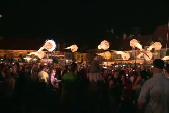 Festivalul International de Teatru de la Sibiu, 10 zile de spectacole inedite.