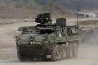 New York Times: Statele Unite, pregatite sa amplaseze armament greu pentru prima data in Romania si Europa de Est