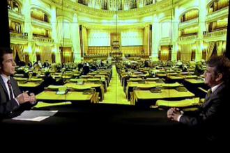 Vicepremierul Oprea il avertizeaza pe premierul Ponta: Daca PSD modifica Codul Penal pe furis, ne retragem de la guvernare