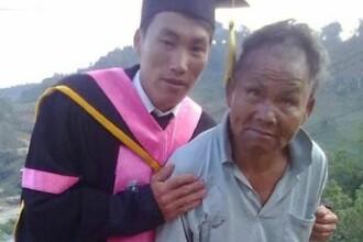 Un fermier sarac si-a crescut fiul singur dupa ce i-a murit nevasta. Gestul baiatului dupa ce a absolvit facultatea e uimitor