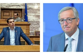 Atena a acuzat UE si FMI ca