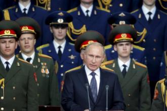 Presedintele rus Vladimir Putin a promis ca va sprijini Siria, inclusiv militar
